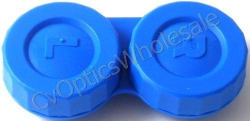 Blue Standard Contact Lens Soaking Case