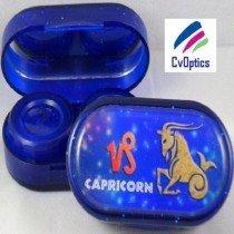 Capricorn Star sign Contact Lens Soaking Case