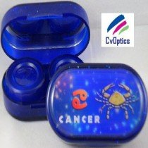 Cancer Star sign Contact Lens Soaking Case