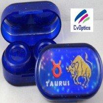 Taurus Star sign Contact Lens Soaking Case