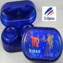 Virgo Star sign Contact Lens Soaking Case