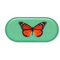 Butterfly Colourfully Cool Contact Lens Soaking Case