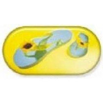 Flip Flops Colourfully Cool Contact Lens Soaking Case