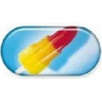Ice Lolly Colourfully Cool Contact Lens Soaking Case
