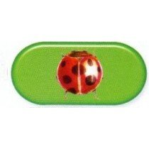 Ladybird Colourfully Cool Contact Lens Soaking Case