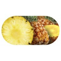 Funky Pineapple Contact Lens soaking Case With Mirror