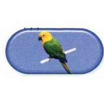 Parrot Colourfully Cool Contact Lens Soaking Case