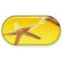 Starfish Colourfully Cool Contact Lens Soaking Case