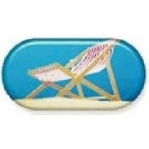 Summer Chair Colourfully Cool Contact Lens Soaking Case