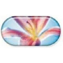 Summer Orchid Colourfully Cool Contact Lens Soaking Case