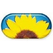Sunflower Colourfully Cool Contact Lens Soaking Case